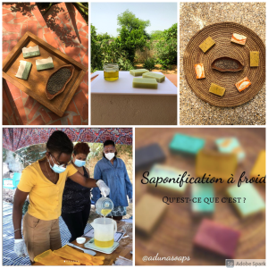 Atelier Savonnerie / Soap Making Workshop Popenguine